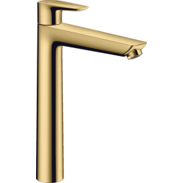 Single lever basin mixer...