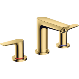 3-hole basin mixer with...