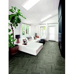 Grey Visual Wood Look Tiles